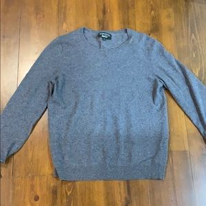 Banana republic sweater Large w/ sleeve detail